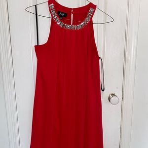 Red by&by Dress